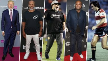 Boris Becker Goes Bankrupt: From Diego Maradona to Mike Tyson, Here's a Look at Sports Personalities Gone From 'Riches-to-Rags'