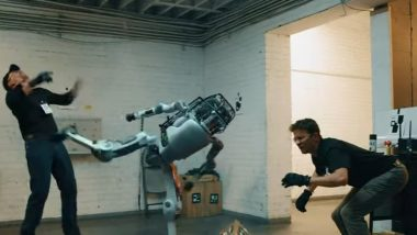 Video of Boston Dynamics Robot Fights Back After Being Tortured Is Fake, Watch Viral Parody Clip of Humanoid's Kung Fu Moves