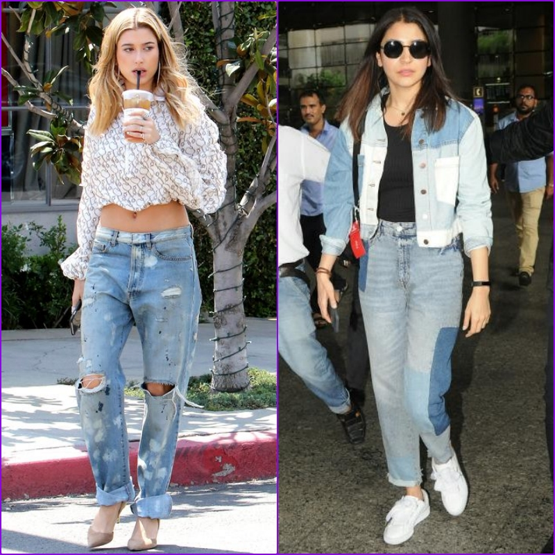 best choice shoes for cheap hot new products Smart Ways to Style Boyfriend Jeans, Culottes, Palazzo ...