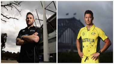 CWC 2019: Brendon McCullum, Michael Clarke From 2015 World Cup Finalists to Commentators, See Pics