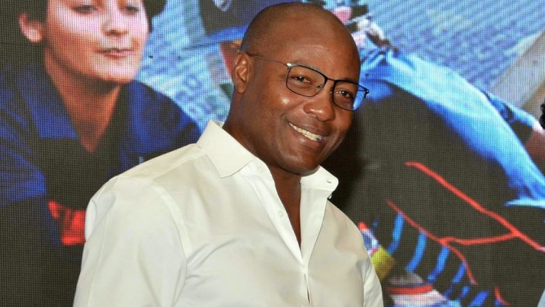 Brian Lara Admitted to Global Hospital in Mumbai Due to Chest Pain, Medical Report to Be Released Shortly