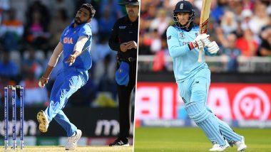 IND vs ENG, ICC Cricket World Cup 2019: Jasprit Bumrah vs