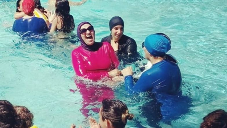 Burkini Protests Lead To Shutdown of Two Swimming Pools in French City of Grenoble