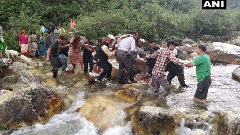Himachal Pradesh: Bus Falls In Gorge In Kullu, 44 Passengers Killed in Accident