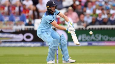 Jos Butler Scores Fastest Hundred by England Batsman in Cricket World Cup During PAK vs ENG CWC19 Match
