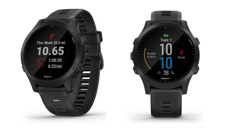 Garmin Forerunner 945 Smartwatch Launched in India At Rs 59,990