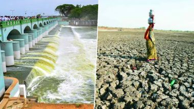 Chennai Water Crisis: Release Cauvery River's Share for Tamil Nadu Immediately, Orders CWMA to Karnataka Govt