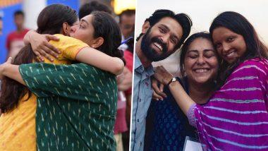 Deepika Padukone, Vikrant Massey and Meghna Gulzar Bid an Emotional Good-Bye as It's a Wrap For Chhapaak! View Pics