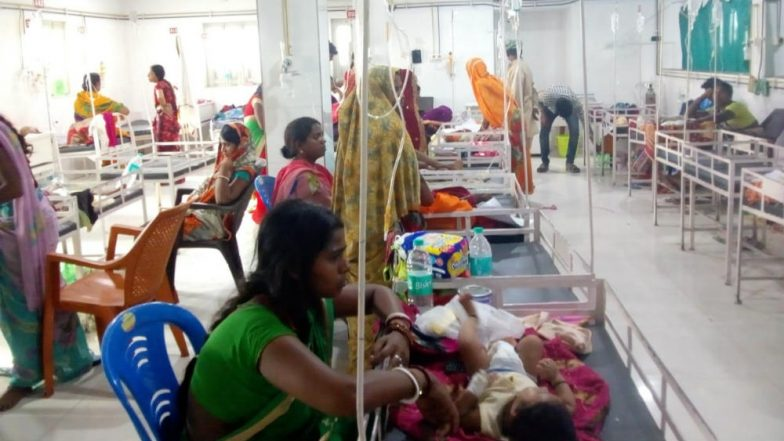 Lychee Havoc Grips Bihar: Death Toll Due to Acute Encephalitis Syndrome in Muzaffarpur Rises to 69