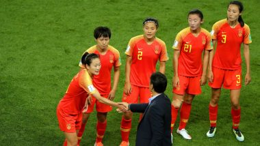 China vs Spain, FIFA Women's World Cup 2019 Live Streaming: Get Telecast & Free Online Stream Details of Group B Football Match in India