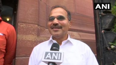 West Bengal Congress Spokesperson Samanay Bandopadhyay 'Arrested' for Circulating Posts Against TMC Govt: Adhir Ranjan Chowdhury