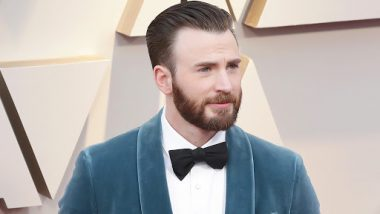 Avengers Endgame Actor Chris Evans Slams Men From His Hometown Planning a Straight Pride Parade