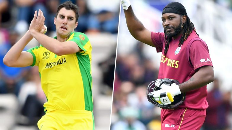 AUS vs WI, ICC Cricket World Cup 2019: Chris Gayle vs Pat Cummins and Other Exciting Mini Battles to Watch Out for at The Nottingham
