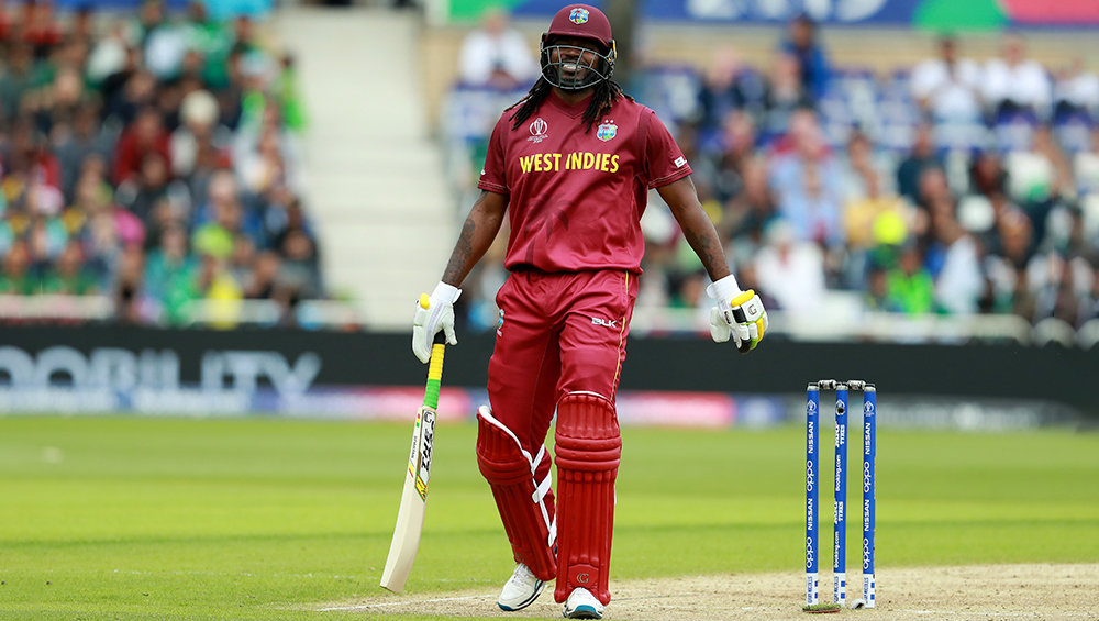 Chris Gayle Opts Out of India Series to 'Reflect' on Future in International Cricket