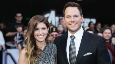 Chris Pratt And Katherine Schwarzenegger Get Married And Here Is Their First Picture As Husband And Wife