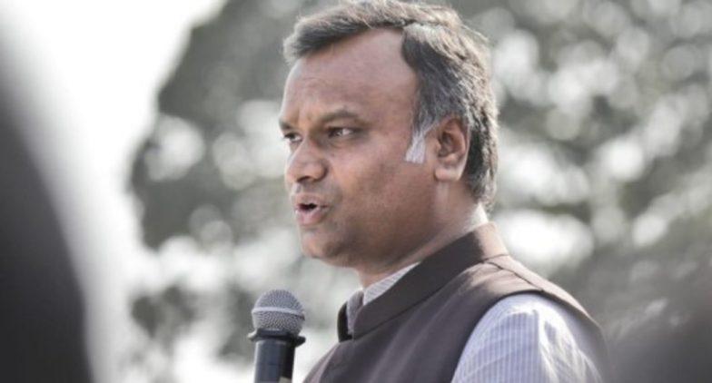 Priyank Kharge Takes Jibe at Home Minister Amit Shah, Yeddyurappa Hits Back