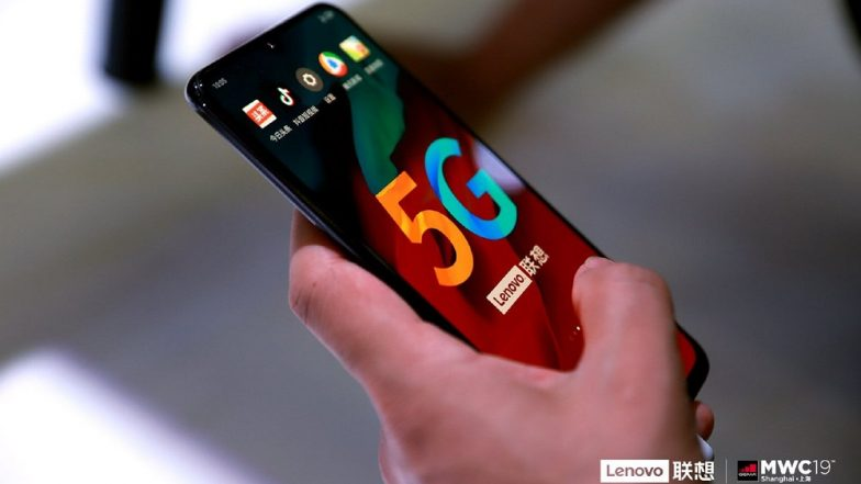 Lenovo Z6 Pro 5G Smartphone With Snapdragon 855 SoC Launched At MWC Shanghai 2019