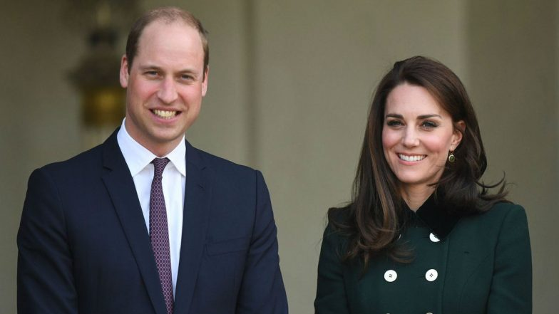 Britain's Prince William, Wife Kate to Visit Pakistan This Year