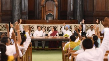 Sonia Gandhi Re-Elected as Chairperson of Congress Parliamentary Party