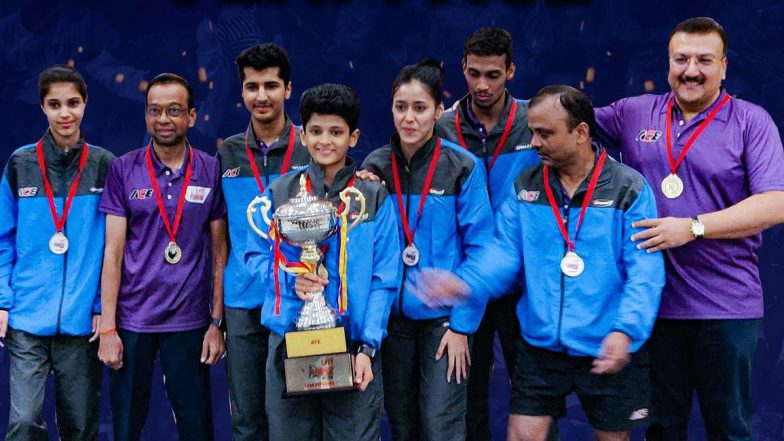 Udit Sachdev Helps Ace Clinch UTT Mumbai Super League Table Tennis Title
