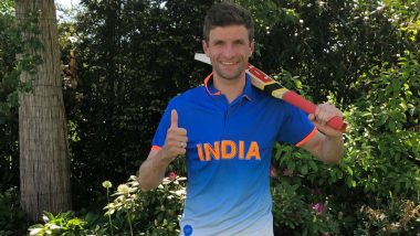 Thomas Muller Wishes Virat Kohli, Team India Good Luck for ICC Cricket World Cup 2019