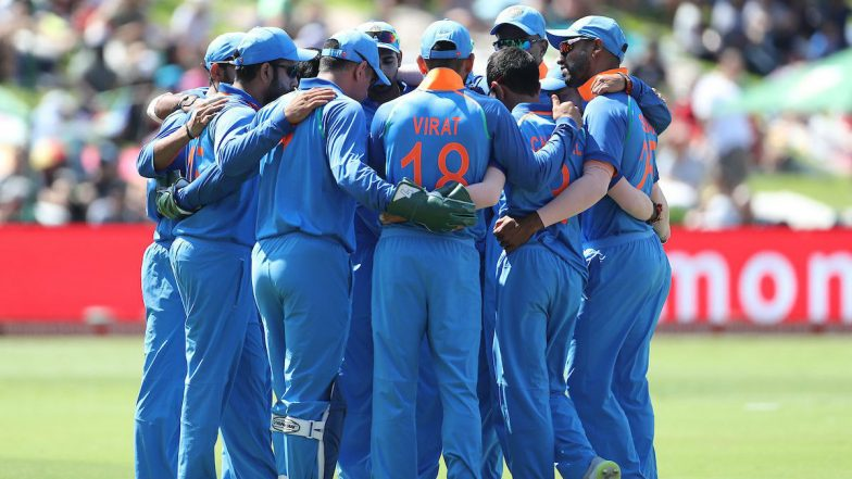 Indian Cricket Team's Home Schedule After ICC Cricket World Cup 2019: BCCI Announces Team India's Series Against South Africa and Other Teams