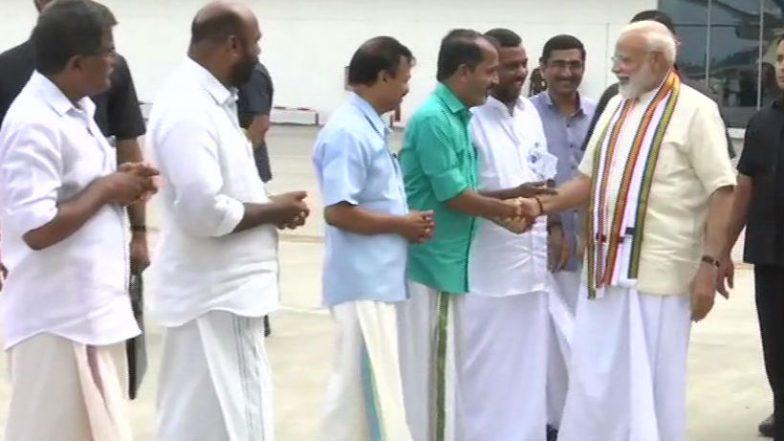 In PM Narendra Modi's Kerala Visit, His Clothes Have a Message