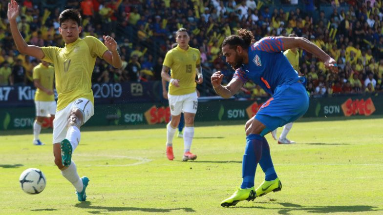 King's Cup 2019: Anirudh Thapa Strike Seals Third Place Finish for India