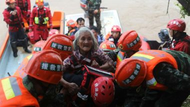 China: 16 Killed, 12 Missing After Heavy Rain Cause Havoc in Guangxi