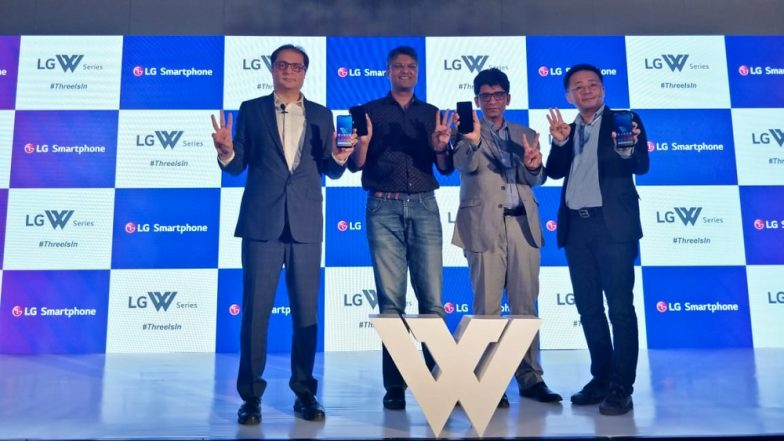 LG W30 Pro, W30 & W10 Smartphones Launched in India; Check Prices, Features & Specifications