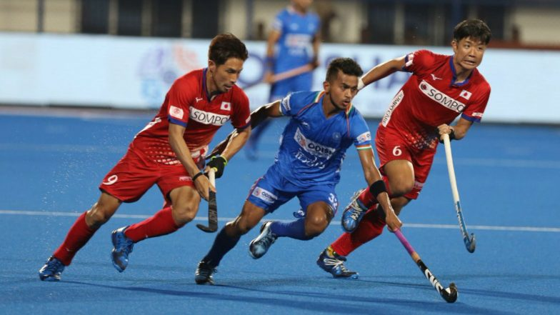 FIH Series Finals 2019 Bhubaneswar: India Thrash Japan 7-2 in Olympic Qualifying Event