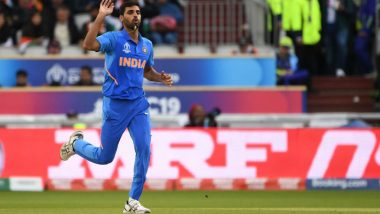 'India vs Pakistan Always a Pressure and High-Intensity Match,' Says Bhuvneshwar Kumar While Speaking About T20 World Cup 2021 Fixture