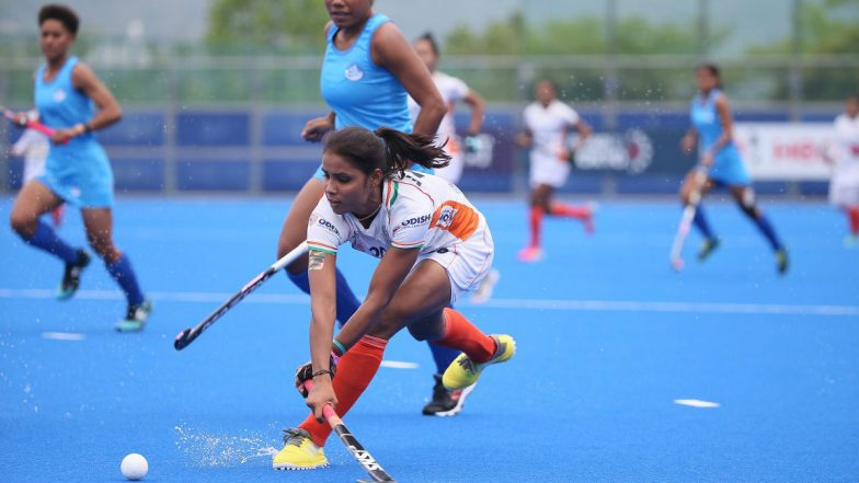 FIH Women's Series 2019 Finals: Indian Hockey Team to Take On Fiji in Pool A Match