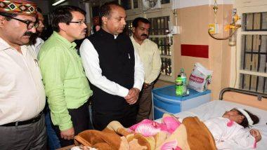 Kullu Bus Tragedy: Himachal Pradesh CM Jai Ram Thakur Orders Magisterial Inquiry into Incident