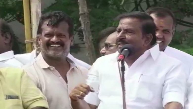 DMK's KN Nehru Asks Party Workers, 'How Long We Should Carry Congress in Tamil Nadu?