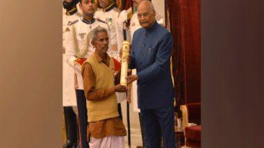 'Canal Man of Odisha' Daitari Naik Denies Returning Padma Shri Award