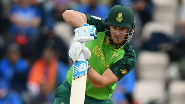 David Miller Seen Playing With Aiden Markram's 'Balls' During One Of South Africa's Matches At ICC CWC 2019; Twitteratti Cannot Get Enough Of This Viral Video
