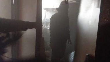 Delhi: Fire Breaks Out at Jeevan Deep Building Near Parliament Street, 7 Fire Tenders Reach Spot