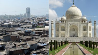 Dharavi Slums More Popular Than Taj Mahal? Tour of Mumbai Slums Beats the Agra Mausoleum in 'Top 10 Traveller's Choice Experiences 2019- India'