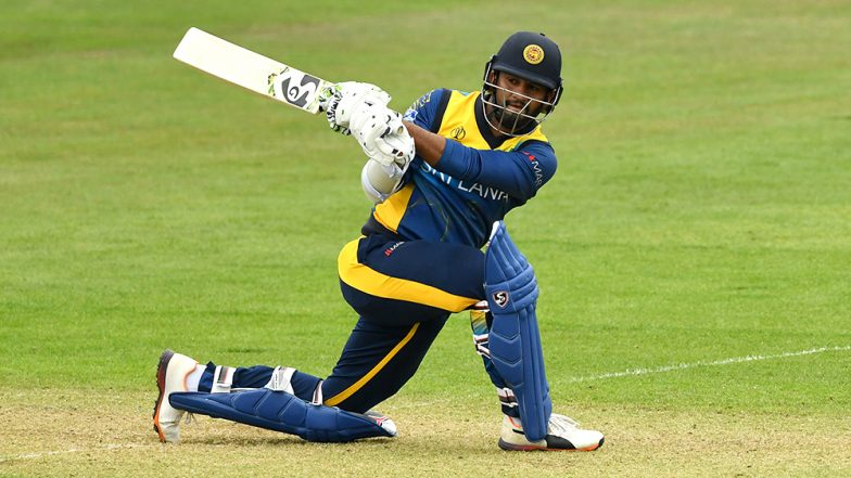 Dimuth Karunaratne Miss Maiden ODI Century by Four Runs in