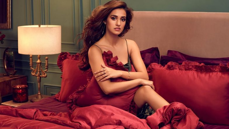 Disha Patani's Flawless Moves In This Dance Video Are LIT!