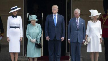 Donald Trump Fails to Recognize His Gift to Queen Elizabeth II