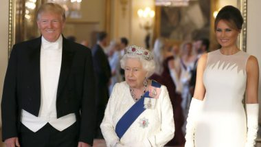 Donald Trump UK Visit: Here's What US President Gifted The Royal Family and The Return Gifts He Got From Queen Elizabeth