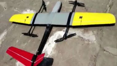 Uttrakhand: Drone Transports Blood Sample from Remote Area