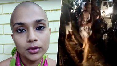 Gender Fluid Artist Durga Gawde From Goa Reveals on Instagram How Her Attacker Went Scott Free After Molesting Her in Public