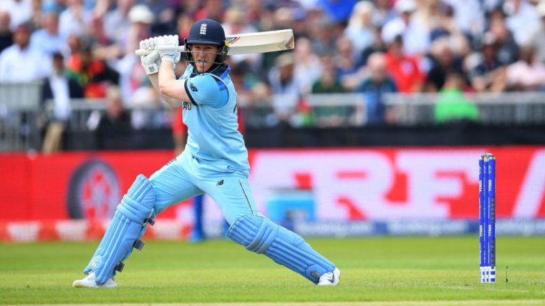 ENG vs AFG, ICC CWC 2019 Match Result and Report: England, Eoin Morgan Break Records to Flatten Afghanistan
