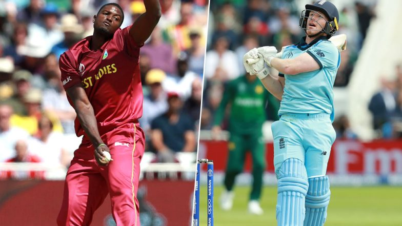 England vs West Indies Dream11 Team Predictions: Best Picks for All-Rounders, Batsmen, Bowlers & Wicket-Keepers for ENG vs WI in ICC Cricket World Cup 2019 Match 19