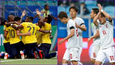 Ecuador vs Japan, Copa America 2019 Live Streaming & Match Time in IST: Get Telecast & Free Online Stream Details of Group C Football Match in India