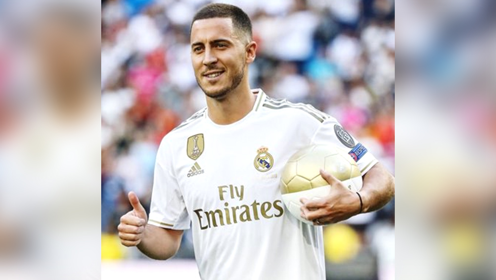 Eden Hazard Shines for Real Madrid Against Galatasaray in the UEFA Champions League 2019–20 Group A Match