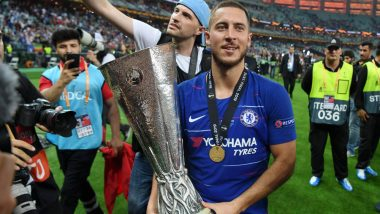 Eden Hazard Moves to Real Madrid, Fans Express Their Love on Twitter With #ThankYouEden